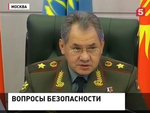 В Москве прошло заседание Совета министров обороны стран СНГ