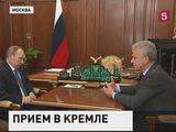 Владимир Путин встретился с Виктором Христенко