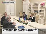 """Форум """"Евразийская экономическая перспектива"""" проходит в Петербурге"""