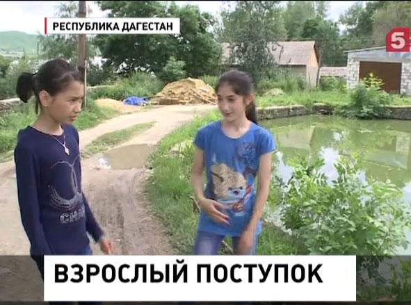 Девочки-подростки спасли тонущего ребёнка | Новости | Пятый канал