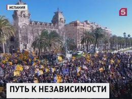 ВИспании судят бывшего главу Каталонской автономии, инициировавшего голосование повопросу онезависимости