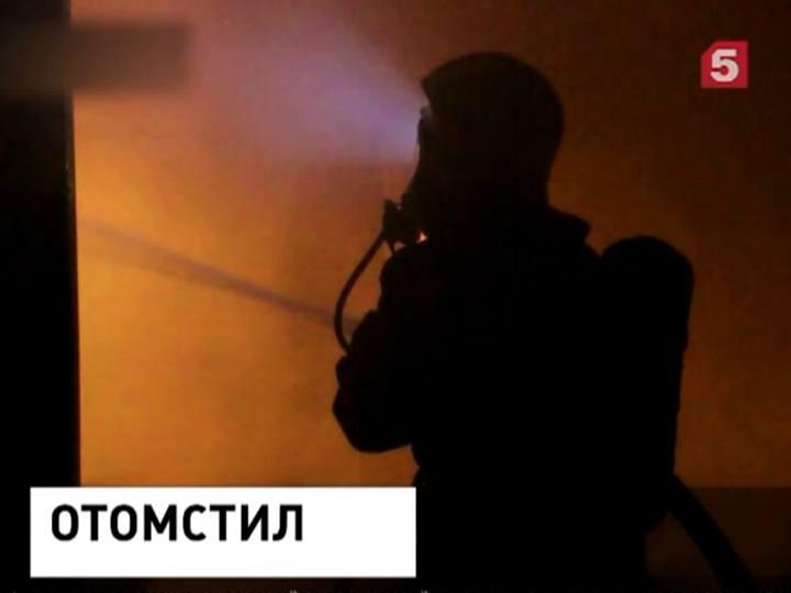 Житель Волгограда закидал территорию рынка коктейлями Молотова