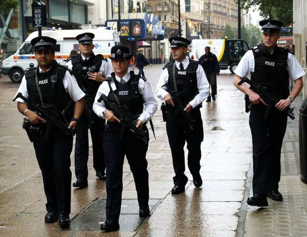 Лондонский теракт— хронология событий