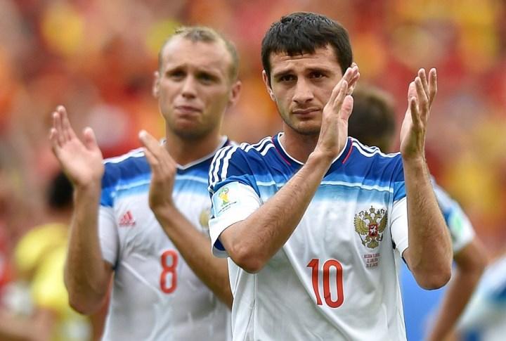 Два футболиста присоединились ктренировкам вобщей группе сборной России