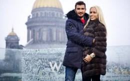 Скандально известный хоккеист Вячеслав Войнов стал отцом