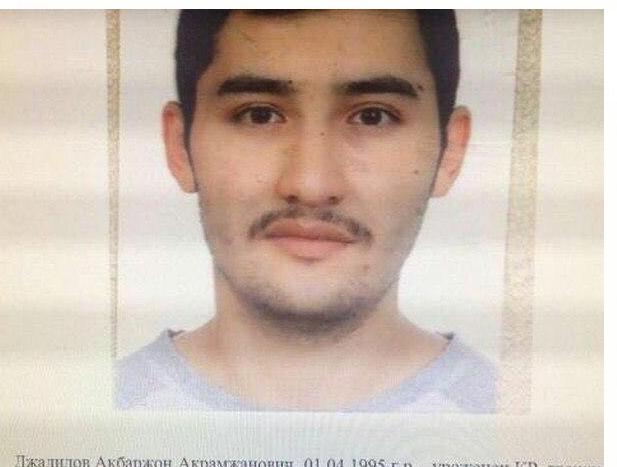 Пятый канал выяснил личность предполагаемого террориста, подорвавшего вагон метро вПетербурге