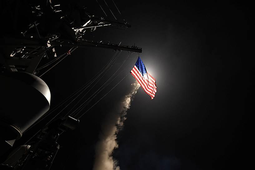 Как американская демократия Сирию бомбить решила