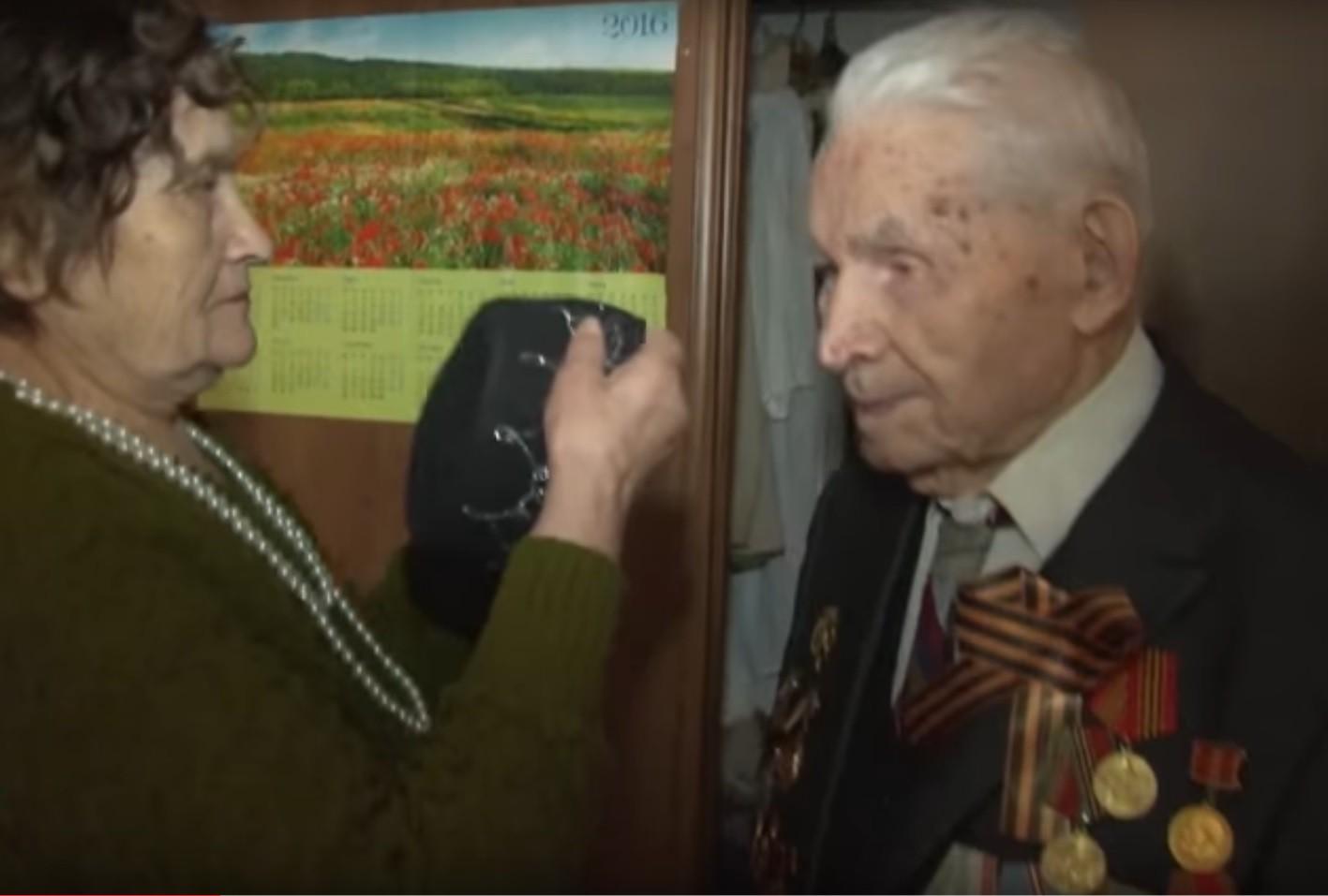 102-летний ветеран двух войн остался без квартиры