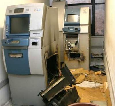 ВБразилии члены ОПГ дают мастер-классы повзрывам банкоматов