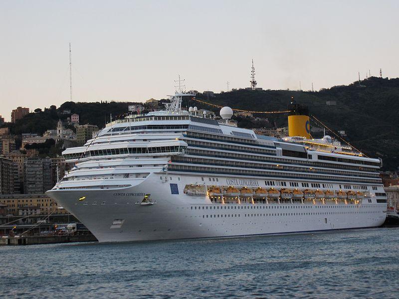 Капитану печально искандально известного лайнера «Коста Конкордия» всё-таки придётся отсидеть16 лет