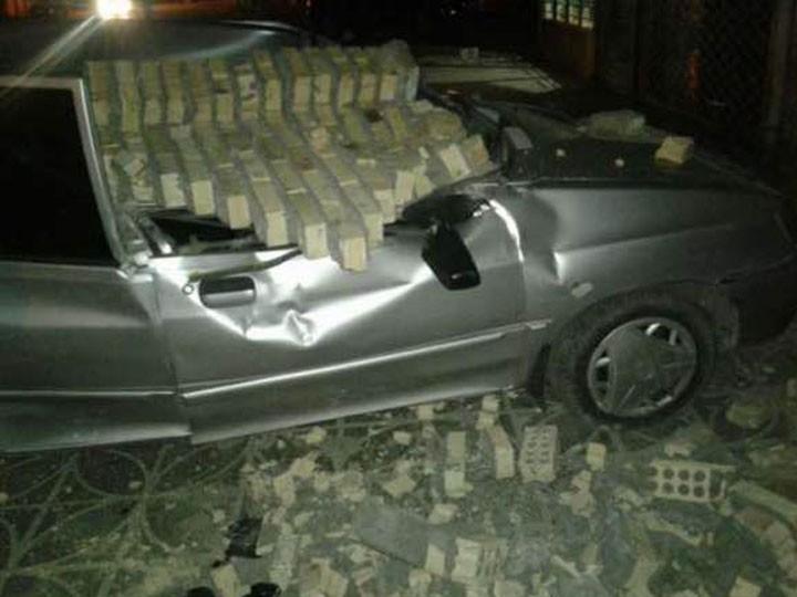 При землетрясении награницеИрана иТуркмении погибло три человека