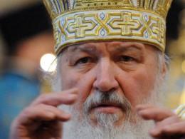 Патриарх Кириллосуждает «антицерковные» указыПорошенко