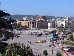 80 человек отравились намитинге оппозиции встолице Албании