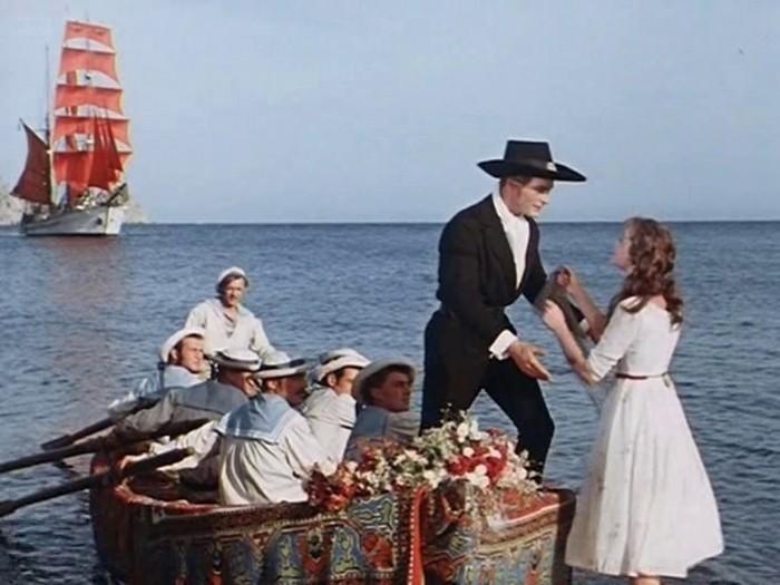 Секреты «Алых парусов»: Как снимался легендарный фильм сВасилием Лановым