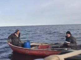 Вводоемах Ленинградской области ищут браконьеров