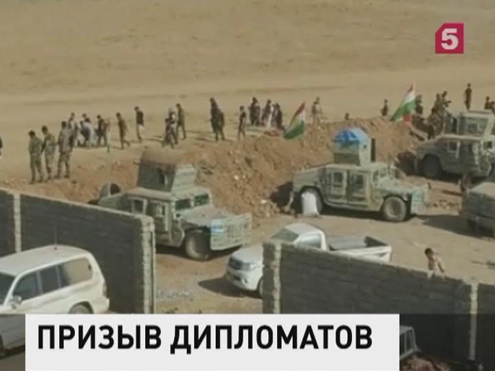 Военная операция международной коалиции может вызвать гуманитарную катастрофу виракском Мосуле