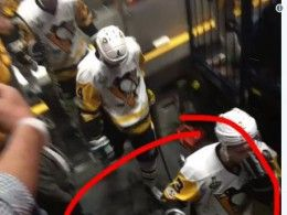 Замахнулся инапобеду, инаболельщика— Малкин отличился вфинале плей-офф НХЛ