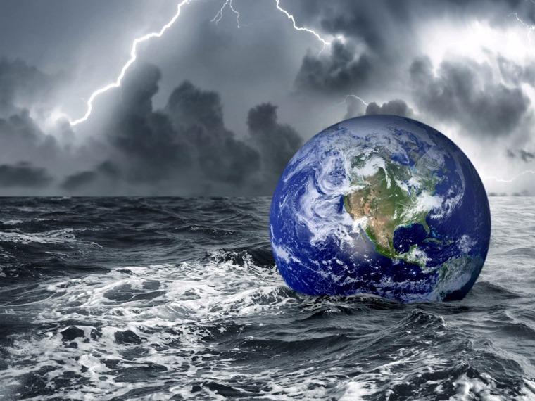 Планета вагонии. Что насамом деле происходит склиматом Земли?