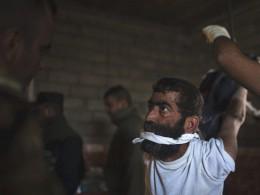 Военные вМосуле пытали местных жителей