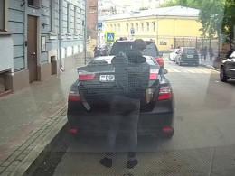 Студент-автолюбитель придумал, как неплатить заплатные парковки