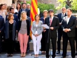 Референдум вКаталонии назначен на1октября