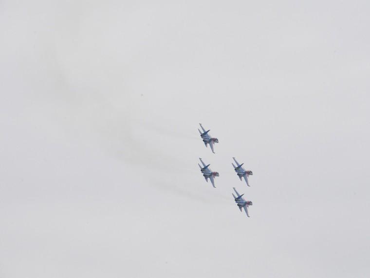 Малайзия адаптировала российский истребитель для сброса американских бомб
