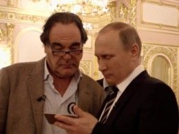 «Вас еще никогда вжизни небили? Вам достанется»— Владимир Путин ореакции американцев нафильм опрезиденте России