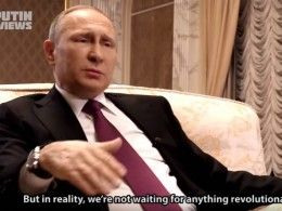 Путин заявил, что «нипри каких обстоятельствах» невыдаст Сноудена
