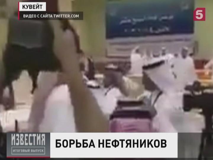 Представители Саудовской Аравии иКатара подрались наконференции нефтяников