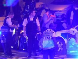 Красследованию ночного инцидента вЛондоне привлечены эксперты поборьбе стерроризмом
