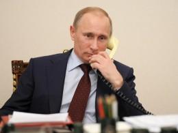 Путин побеседовал сэмиром Катара