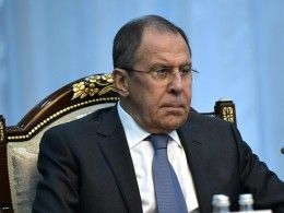 Сергей Лавров иглава МИД Египта потелефону обсудили ситуацию сКатаром