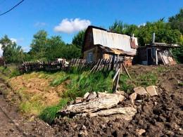 Ливни повредили дома ипривели кподвижке грунта вУльяновске