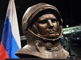 ВТаиланде появился первый бюст Юрия Гагарина