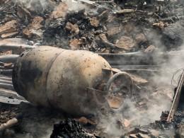 9 человек погибли инеменее10 были ранены при взрыве газа вНигерии