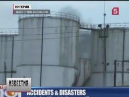 Опубликовано видео пожара вНигерии, вкотором заживо сгорели30 человек