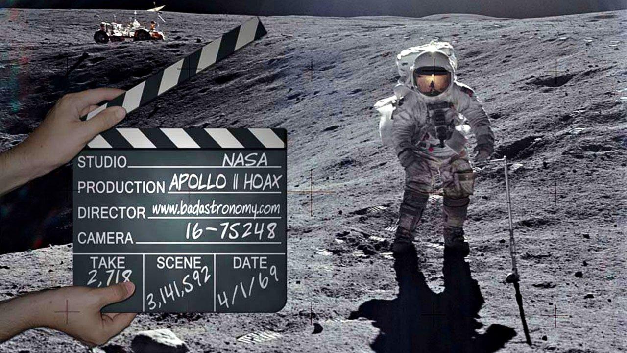 Как, почему изачем NASA пускает смолотка и«случайнотеряет» доказательства высадки наЛуну?