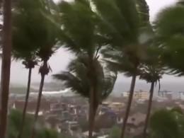 Власти Кубы: Ущерб отурагана Мэтью превысил97миллионов долларов