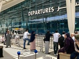 ВМеждународном аэропорту Каира ожидают российскую делегацию поавиабезопасности