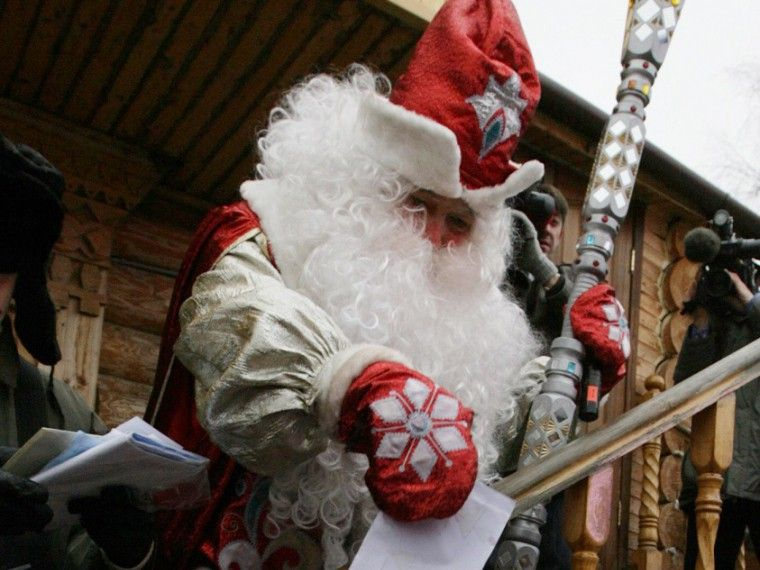 Дворец для Деда Мороза обойдется казне в350 млн рублей