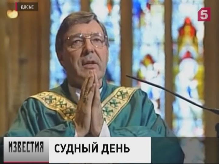 Советник Папы Римского подозревается впедофилии