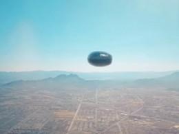 ЗаСША следят пришельцы:уфологи зафиксировали НЛО над Зоной-51