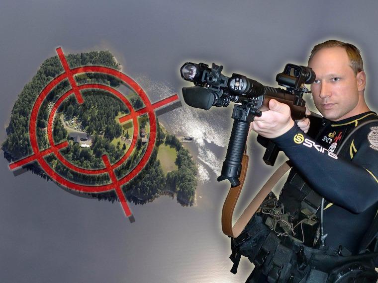 ХроникиБрейвика: террорист, тамплиер,масон