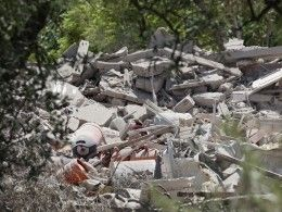 Под завалами дома террористов вАльканаре нашли еще одно тело