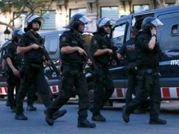 Террорист, совершивший наезд налюдей вБарселоне, ликвидирован