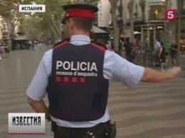 Испанские спецслужбы нашли взрывчатку вубежище террористов