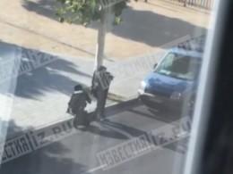 Пятый канал публикует видео ликвидации исполнителя теракта вБарселоне
