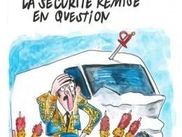 Еженедельник Charlie Hebdo опубликовал карикатуру натеракт вБарселоне