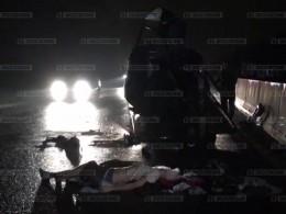 НаМосковском шоссе вжутком ДТП погибла девушка