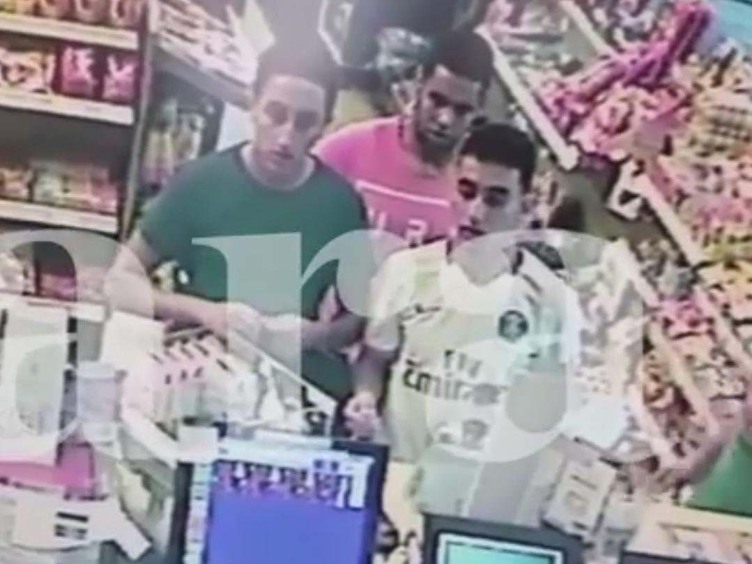 Всети появилось видео террористов после ихатаки вцентре Барселоны